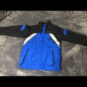 Columbia youth size 14/16 jacket.